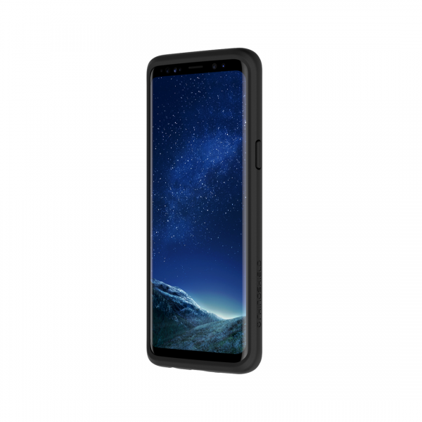 Чехол-бампер RhinoShield CrashGuard черный для Samsung Galaxy S9