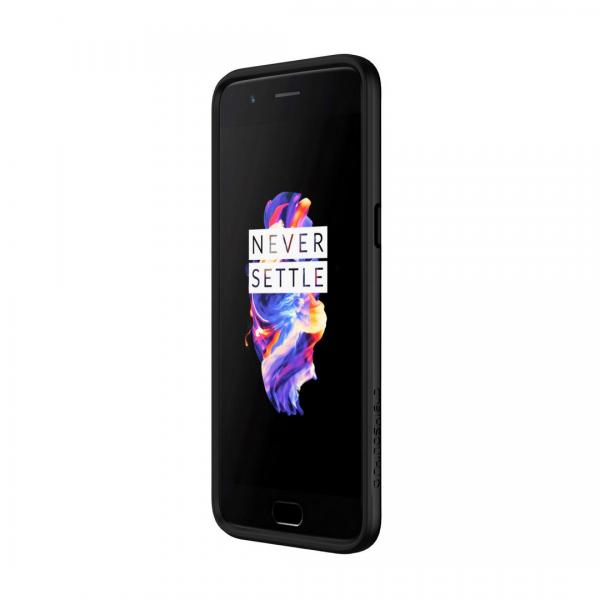 Чехол-бампер RhinoShield CrashGuard черный для OnePlus 5