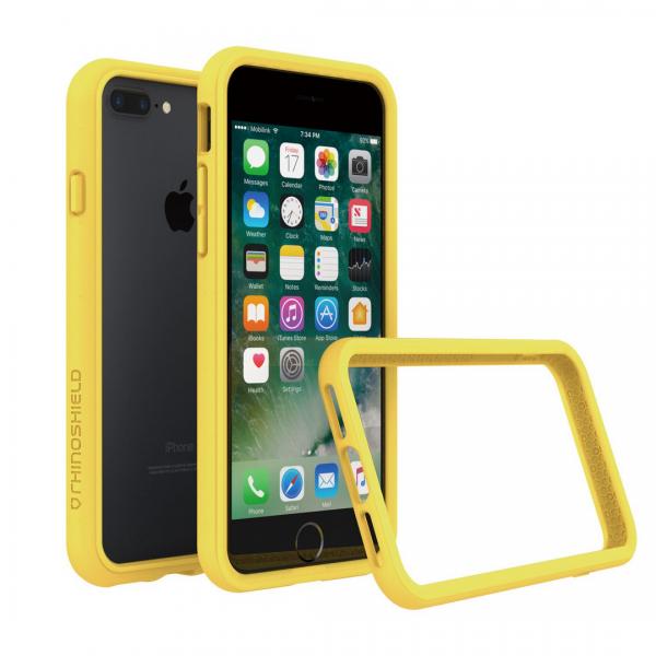 Чехол-бампер RhinoShield CrashGuard желтый для Apple iPhone 7 Plus/8 Plus