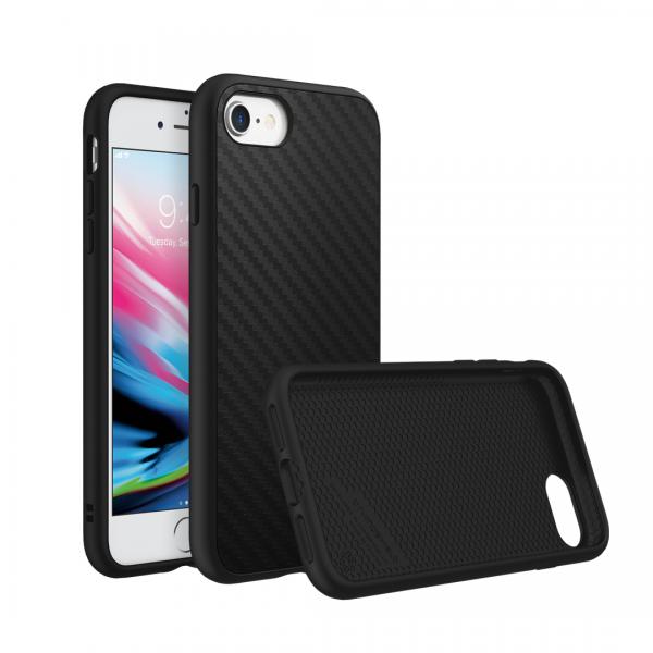 Чехол-накладка RhinoShield SolidSuit черный карбон для Apple iPhone 7/8/SE (2020)