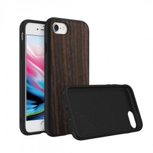 Чехол-накладка RhinoShield SolidSuit деревянный (черный дуб) для Apple iPhone 7/8/SE (2020)