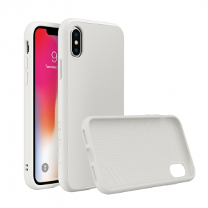Чехол RhinoShield SolidSuit белый для Apple iPhone X
