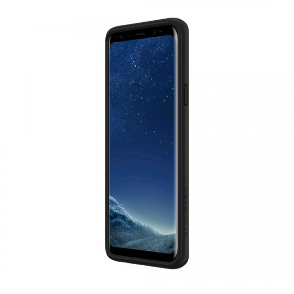 Чехол-накладка RhinoShield SolidSuit черный для Samsung Galaxy S9