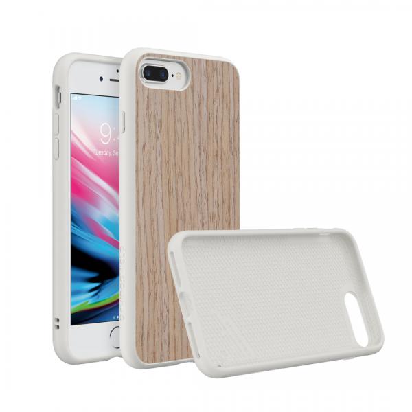 Чехол-накладка RhinoShield SolidSuit деревянный (светлый орех) для Apple iPhone 7 Plus/8 Plus