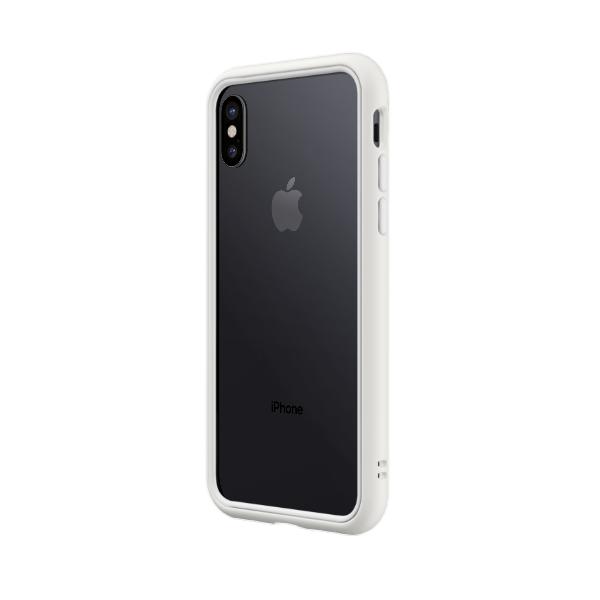 Бампер RhinoShield CrashGuard NX белый для Apple iPhone X/Xs