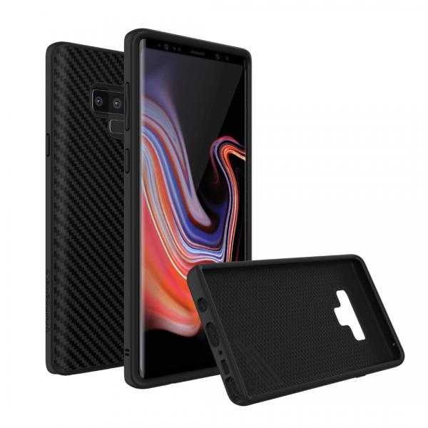 Чехол-накладка RhinoShield  черный для Samsung Galaxy Note 9 с защитой от падений с 3.5 м