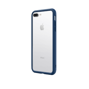 Чехол-бампер RhinoShield CrashGuard NX синий для Apple iPhone 7 Plus/8 Plus