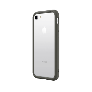 Бампер RhinoShield CrashGuard NX серый для Apple iPhone 7/8/SE (2020)