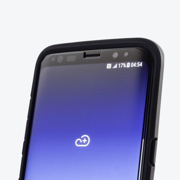 Защитное стекло RhinoShield Tempered Glass легкое приклеивание для Galaxy S9