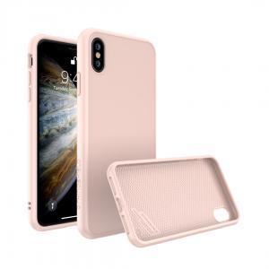 Чехол-накладка RhinoShield SolidSuit бледно-розовый для Apple iPhone Xs Max