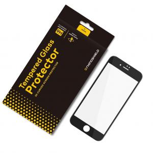 Защитное стекло RhinoShield Tempered Glass черная рамка для iPhone 7/8/SE (2020)