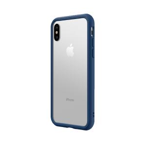 Бампер RhinoShield CrashGuard NX синий для Apple iPhone X/Xs