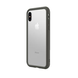 Чехол-бампер RhinoShield CrashGuard NX серый для Apple iPhone X/Xs