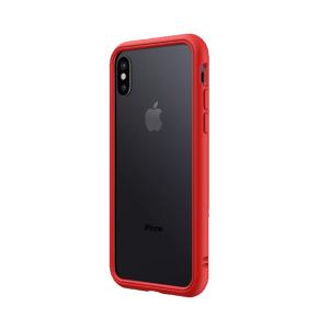 Чехол-бампер RhinoShield CrashGuard NX красный для Apple iPhone X/Xs