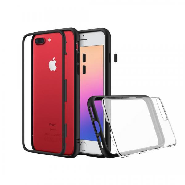 Модульный чехол RhinoShield Mod Black для Apple IPhone 7 Plus/8 Plus
