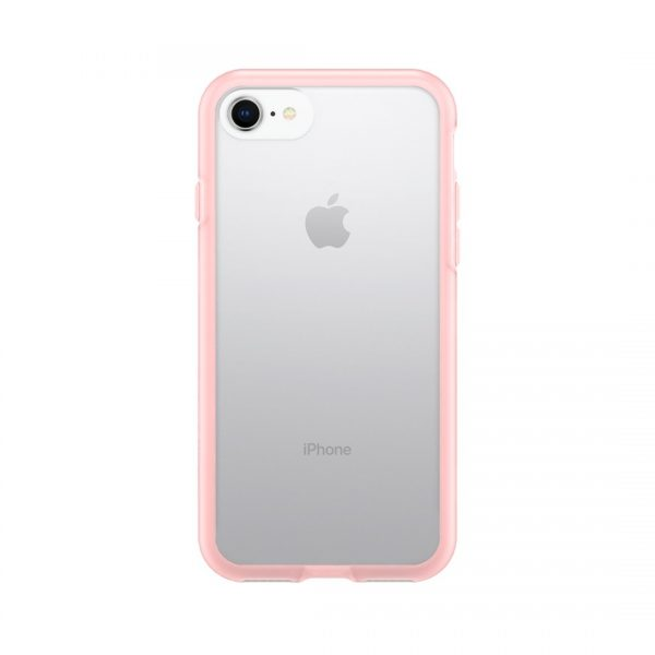 Чехол RhinoShield PlayProof Clear Pink для Apple iPhone 7/8