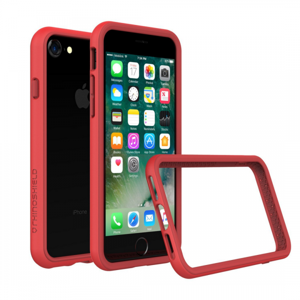 Чехол RhinoShield CrashGuard Red для Apple iPhone 7/8