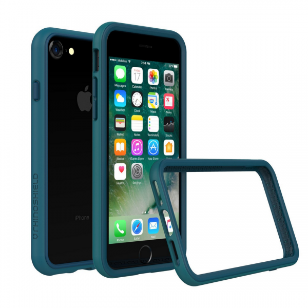 Чехол RhinoShield CrashGuard Dark Cyan для Apple iPhone 7/8