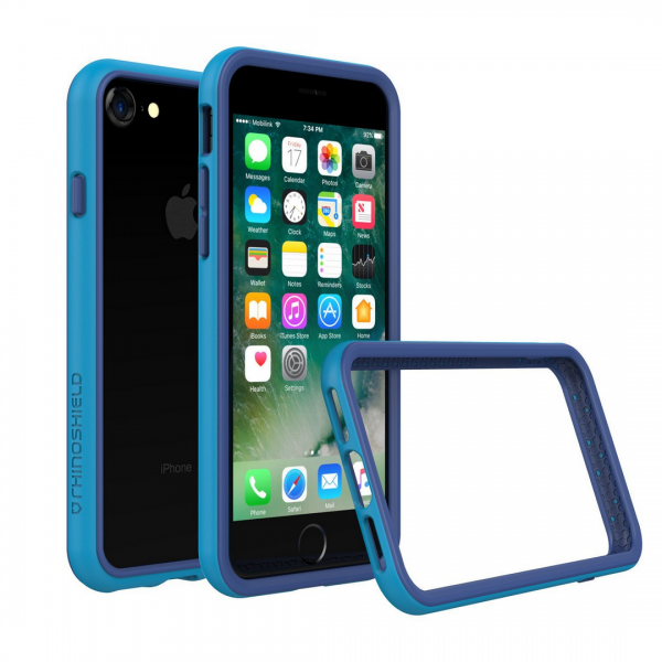 Чехол RhinoShield CrashGuard Blue для Apple iPhone 7/8