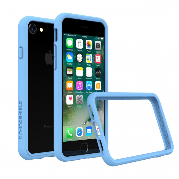 Чехол RhinoShield CrashGuard Baby Blue для Apple iPhone 7/8