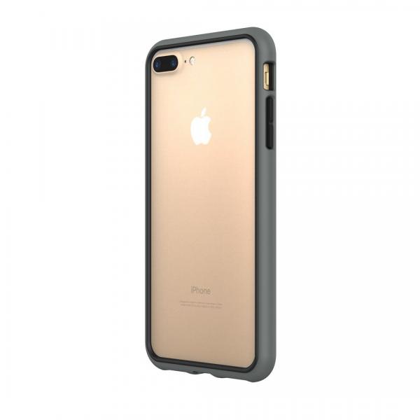 Чехол RhinoShield CrashGuard Dark Grey для Apple iPhone 7 Plus/8 Plus