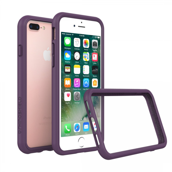 Чехол RhinoShield CrashGuard Purple для Apple iPhone 7 Plus/8 Plus
