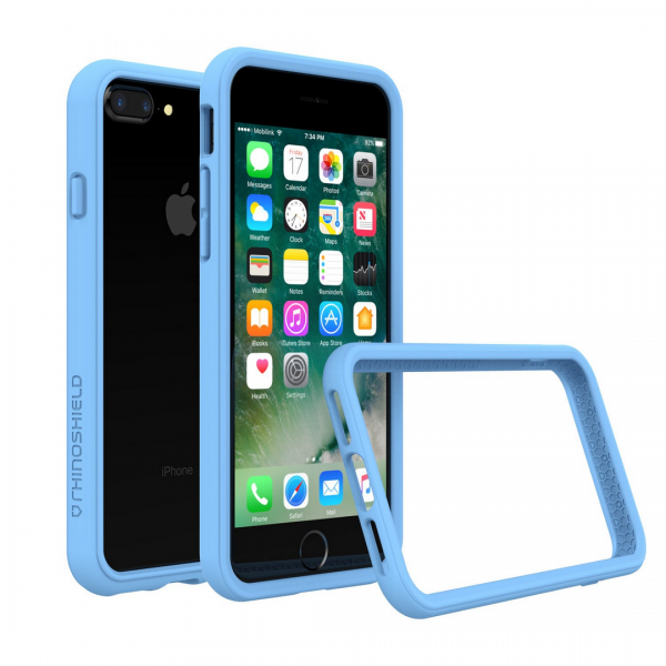 Чехол RhinoShield CrashGuard Baby Blue для Apple iPhone 7 Plus/8 Plus