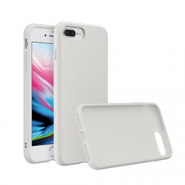 Чехол RhinoShield SolidSuit Classic White для Apple iPhone 7 Plus/8 Plus