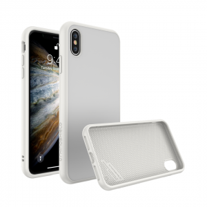 Чехол RhinoShield SolidSuit Classic White для Apple iPhone Xs