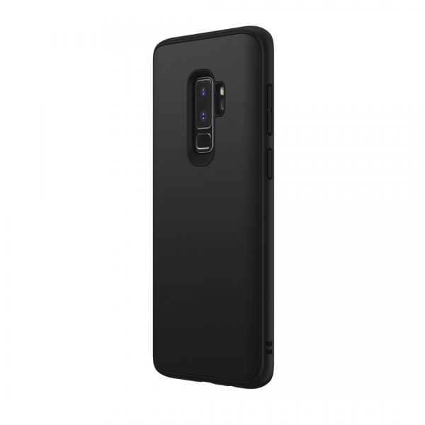 Чехол RhinoShield SolidSuit Classic Black для Samsung Galaxy S9+