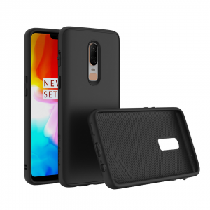 Чехол RhinoShield SolidSuit Classic Black для OnePlus 6