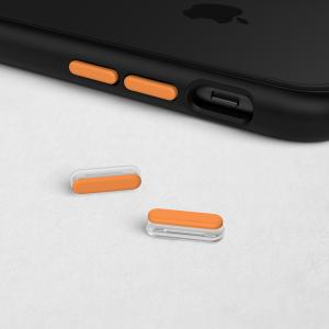 Комплект кнопок Orangeдля чехла RhinoShield