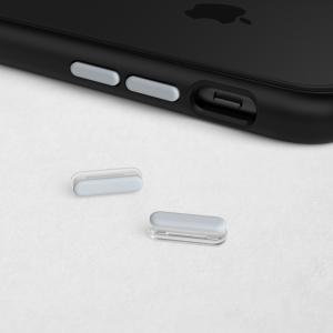 Комплект кнопок Cloyd Grey для модульного чехла RhinoShield Mod