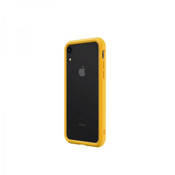 Чехол-бампер RhinoShield CrashGuard NX желтый для Apple iPhone Xr