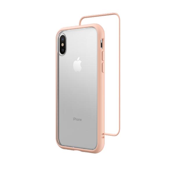 Чехол RhinoShield Mod NX розовый для Apple iPhone X