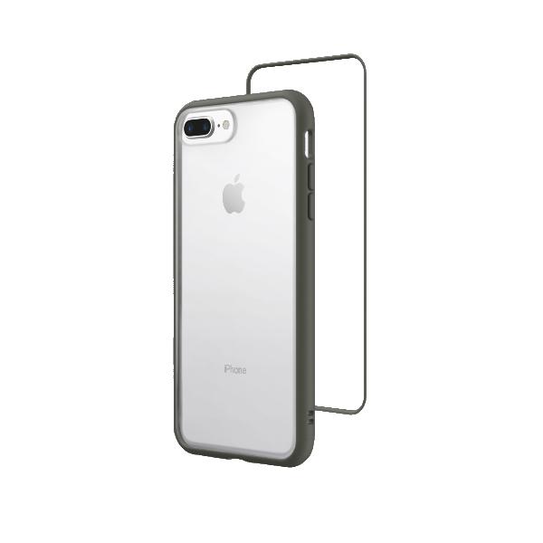 Чехол-накладка RhinoShield Mod NX серый для Apple iPhone 7 Plus/8 Plus
