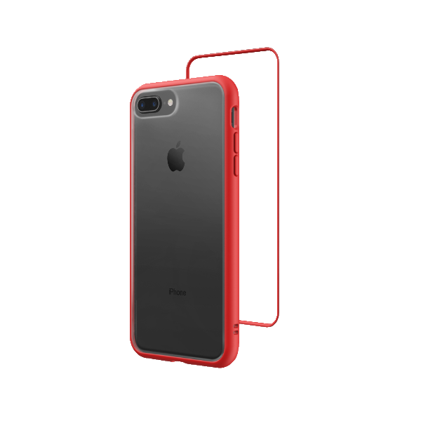 Чехол-накладка RhinoShield Mod NX красный для Apple iPhone 7 Plus/8 Plus