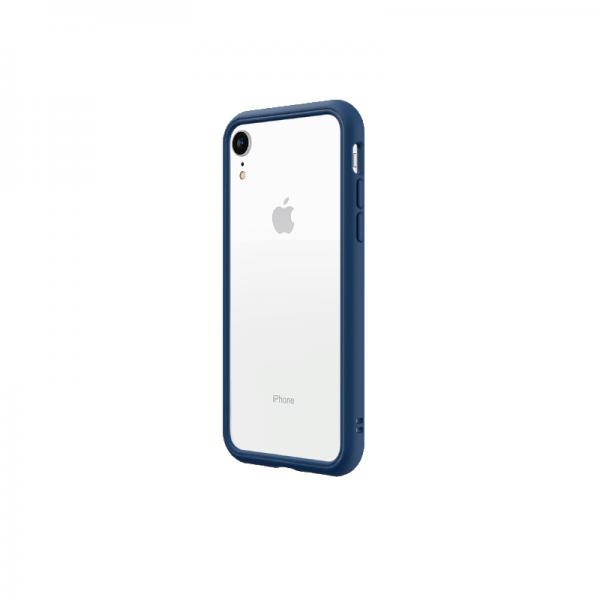 Чехол-бампер RhinoShield CrashGuard NX синий для Apple iPhone Xr