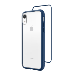 Чехол-накладка RhinoShield Mod NX синий для Apple iPhone Xr