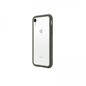 Чехол-бампер RhinoShield CrashGuard NX серый для Apple iPhone Xr