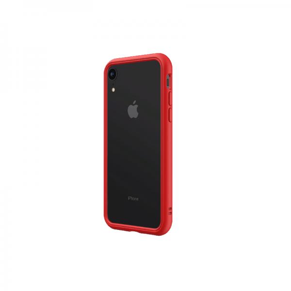 Чехол-бампер RhinoShield CrashGuard NX красный для Apple iPhone Xr