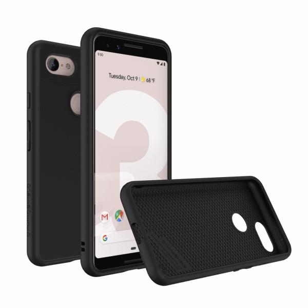 Чехол-накладка RhinoShield  черный для Google Pixel 3 с защитой от падений с 3.5 м