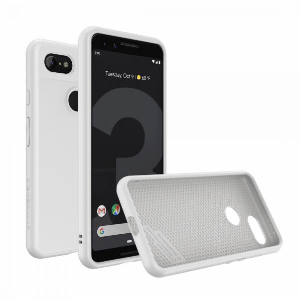 Чехол RhinoShield SolidSuit белый для Google Pixel 3