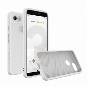 Чехол-накладка RhinoShield SolidSuit белый для Google Pixel 3