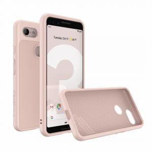 Чехол-накладка RhinoShield SolidSuit розовый для Google Pixel 3