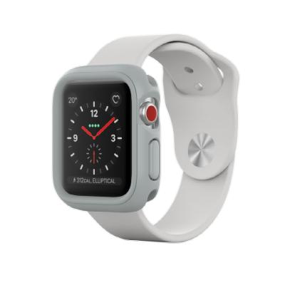 Защитный чехол RhinoShield черный для часов Apple Watch 38 мм 1/2/3 series