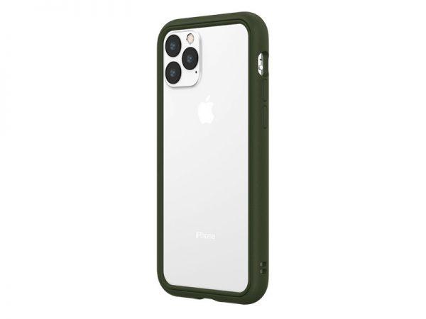 Чехол-бампер RhinoShield CrashGuard NX зеленый для Apple iPhone 11 Pro