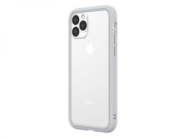 Чехол-бампер RhinoShield CrashGuard NX светло-серый для Apple iPhone 11 Pro Max