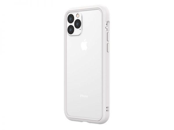 Чехол-бампер RhinoShield CrashGuard NX белый для Apple iPhone 11/XR