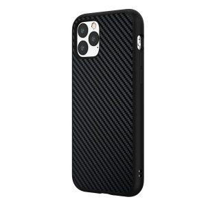 Чехол-накладка RhinoShield SolidSuit черный карбон для Apple iPhone 11